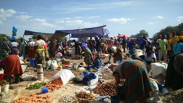 Tanzania Maasai Market
