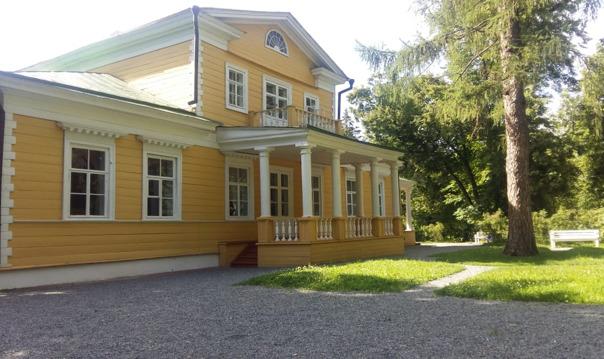 А.С.Пушкин: от предков до потомков. Поездка в Большое Болдино.