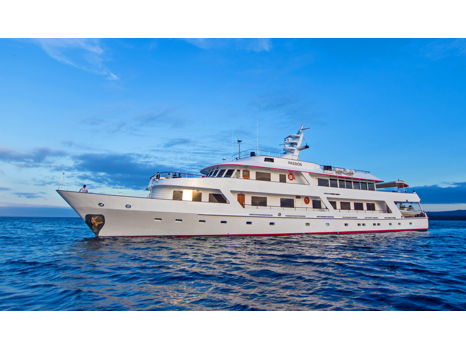 LIVE AUCTION PREVIEW:  Galapagos Odyssey Aboard WildAid's Passion