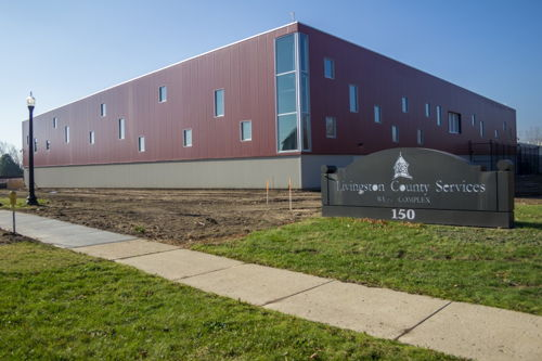 Image for Livingston County Jail Expansion
