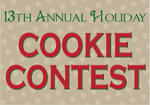 2017 Annual Holiday Cookie Contest