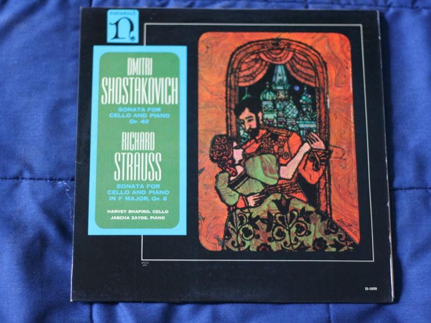 Richard Strauss - Dmitri Shostakovich H-1050
