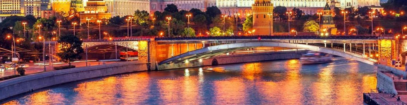 Круиз по Москве реке (от гостиницы Украина)