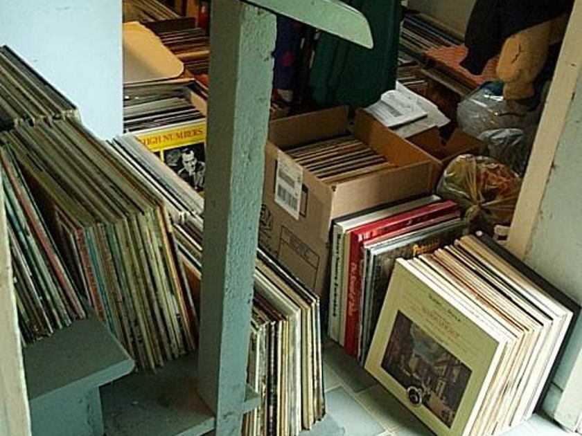 2000+ Lps-Great - album collection-top condition, superb selection