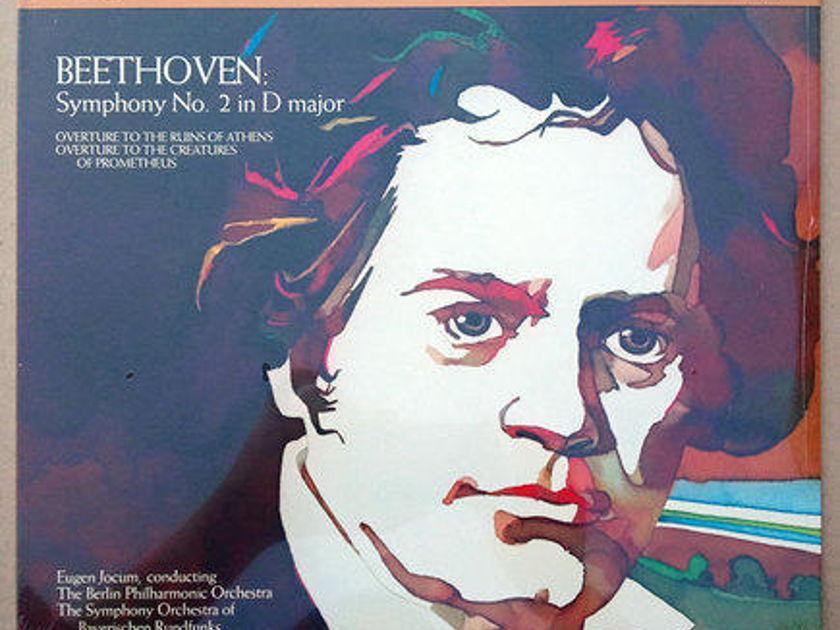 Sealed/Jochum/Beethoven - Symphony No. 2 & Overtures