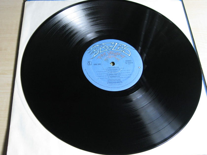 Eagles - Their Greatest Hits 1971-1975 - Scarce SRC Pressing Asylum Records 7E-1052