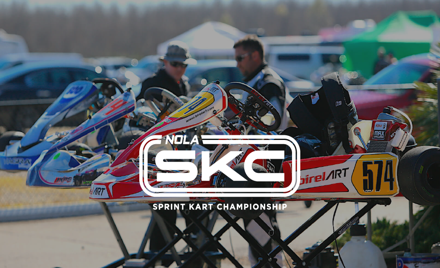 Sprint Kart Test n' Tune 10am-2pm