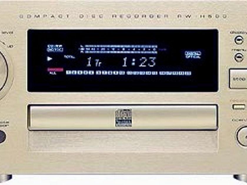 Teac RW-H500 CD Recorder