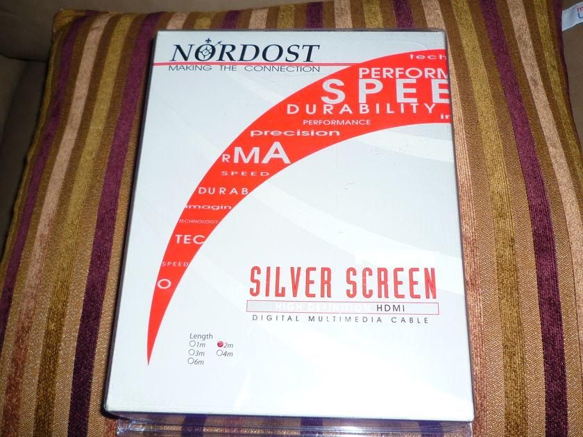 Nordost  Silverscreen HDMI 2m
