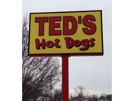 Ted's Hot Dogs Food Truck Package