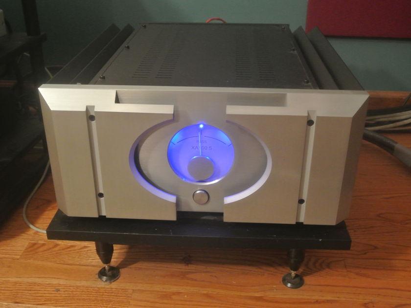 Pass Labs XA-100.5 Original Owner - Excellent Condition