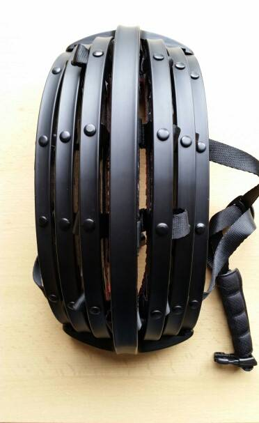 casque trottinette elecctrique pliable securite