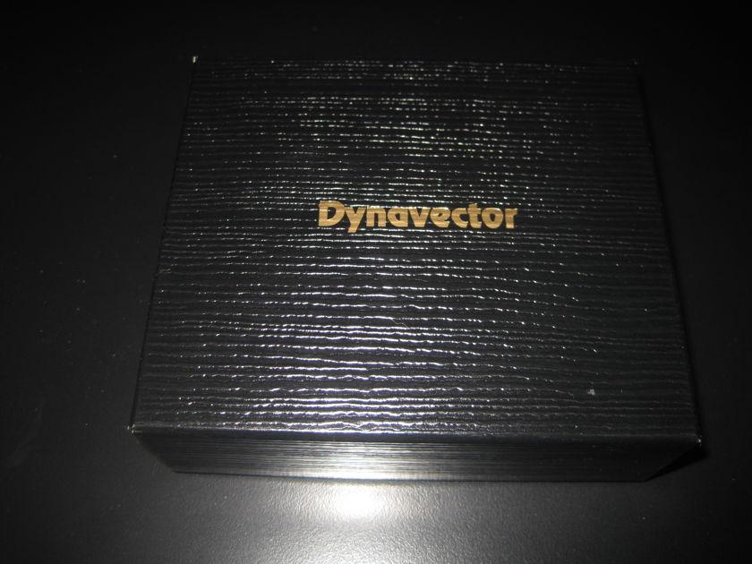 Dynavector DRT XV-1T Low Hours, New Stylus!