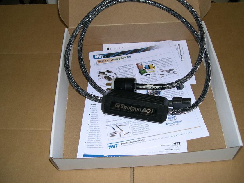 MIT Shotgun AC1 Upgrade Power cable, DEMO  wrnty