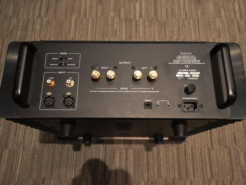 Classe' CA-201 - 2 X 200 (400@4 Ohm) Amplifier