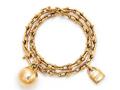 Tiffany HardWear Wrap Bracelet in Eighteen Karat Gold