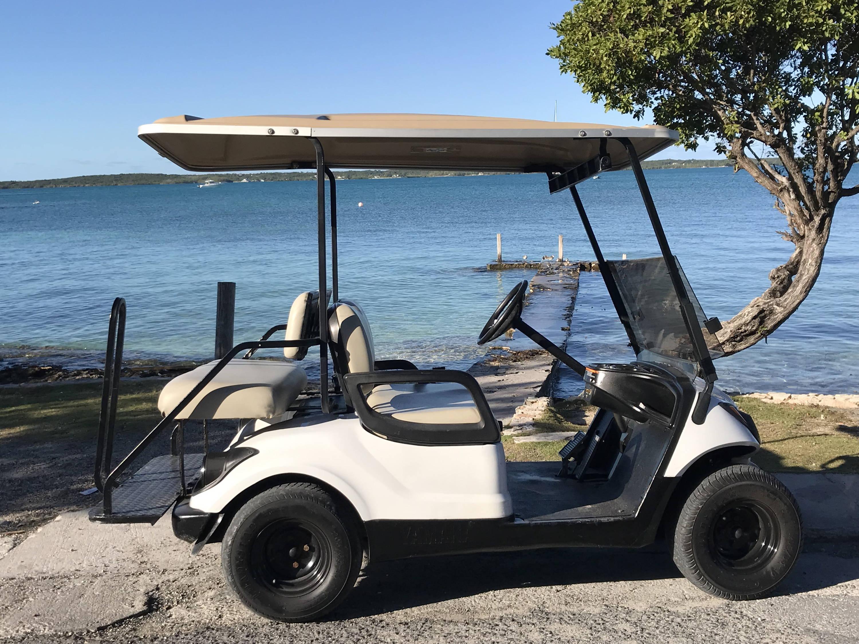 Standard Harbour Island Golf Cart Rental