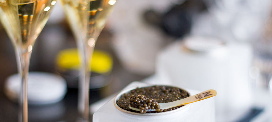 Paris - Caviar de Neuvic - Paris
