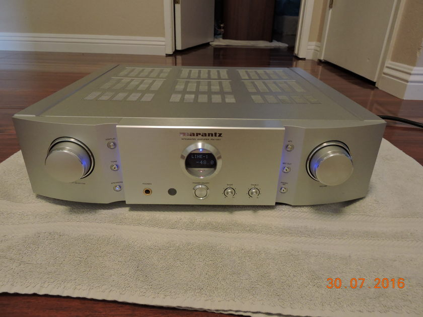 Marantz PM-15S1 Reference Series Stereo Interated Amplifier