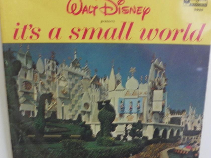 WALT DISNEY - IT'S A SMALL WORLD