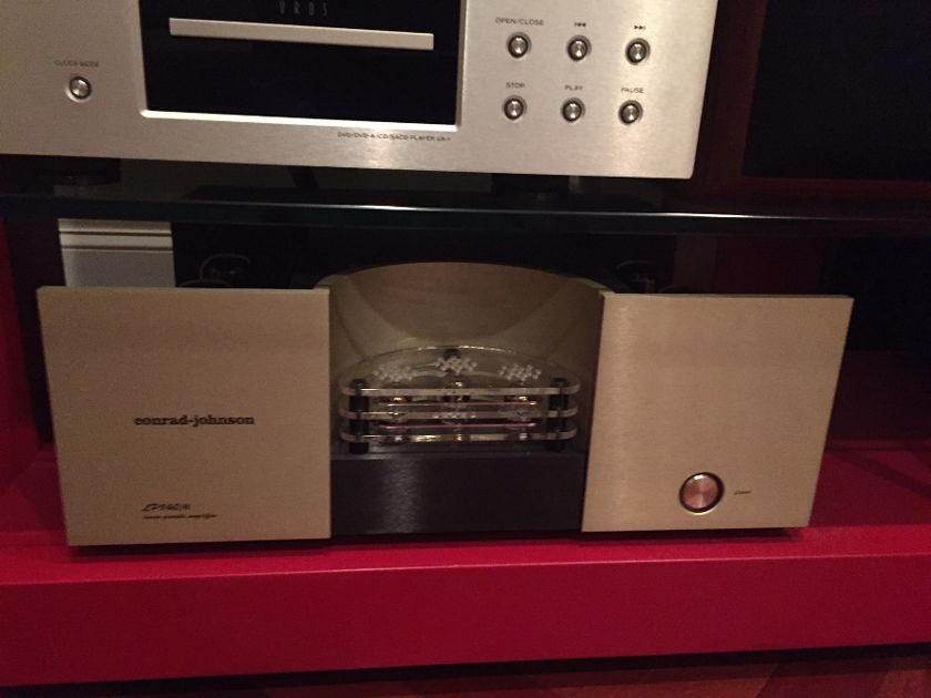 Conrad Johnson LP140M Mono Tube Amps- Hard to find- OWN IT!