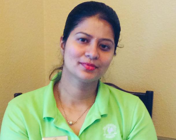 Ms. Preetha Duraiswamy , Early Preschool Teacher