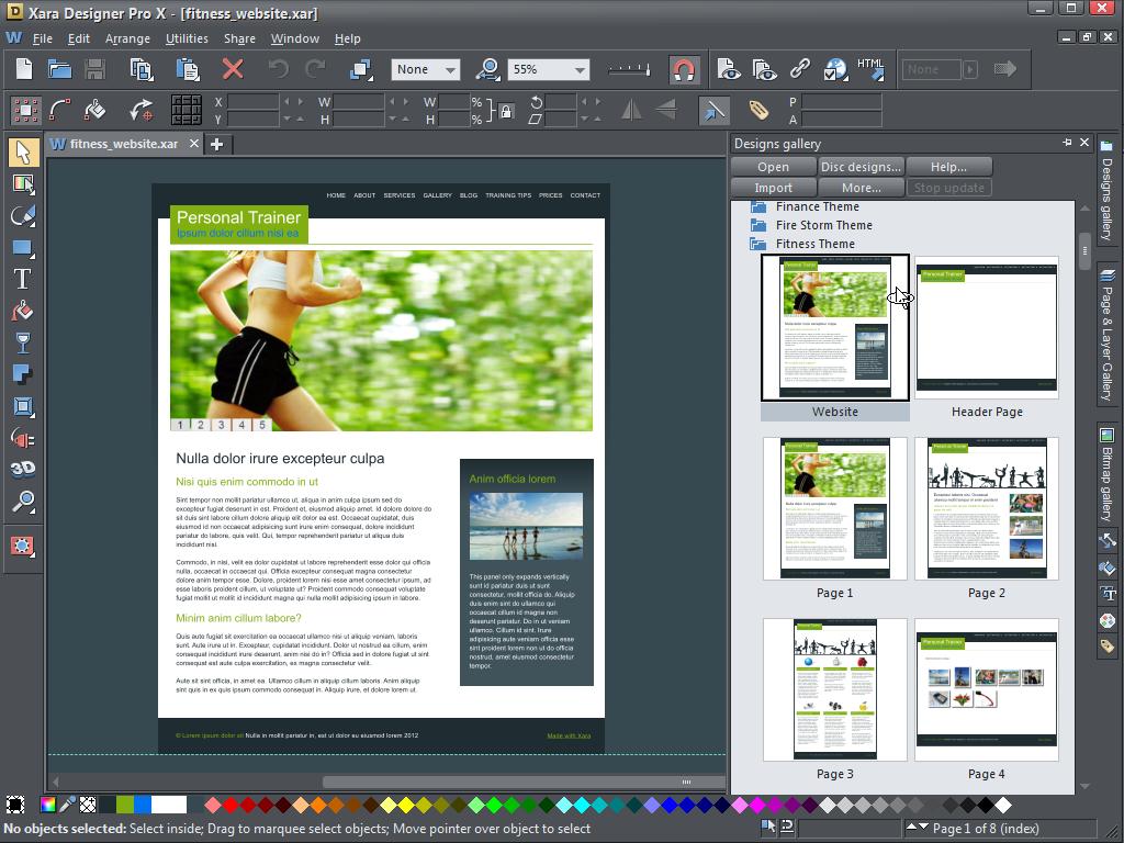 Xara Designer Pro X What Are The Best Vector Graphics
