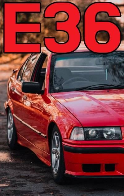 BMW E36 MODEL FITMENT
