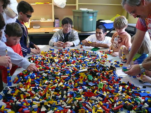 lego benefits for kids