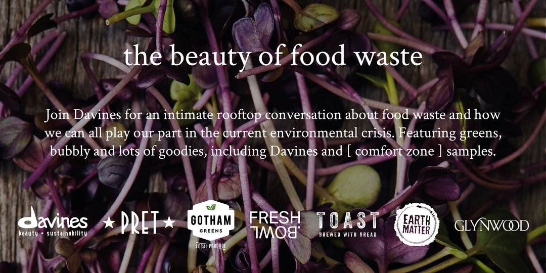 The Beauty of Food Waste Logo