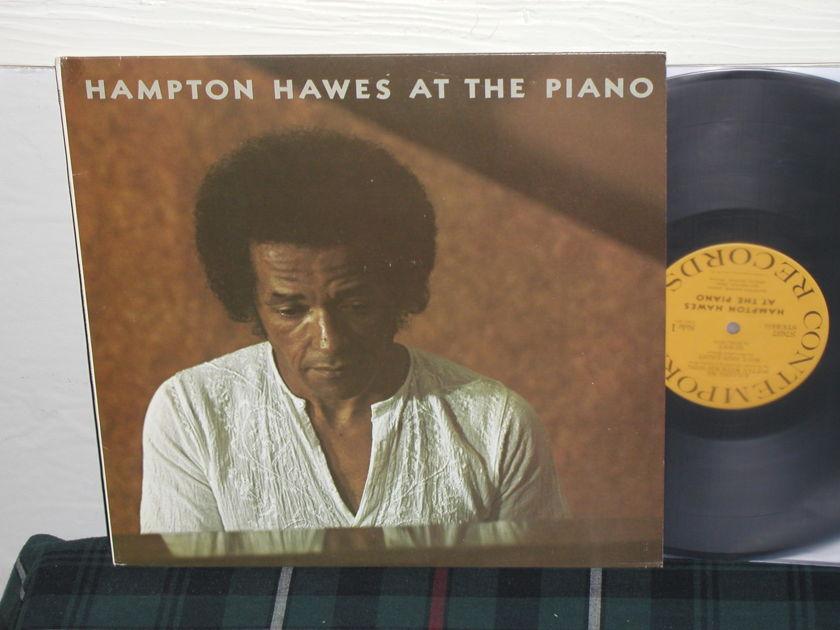 Hampton Hawes - At The Piano (Pics) Contemporary S7637 Stereo