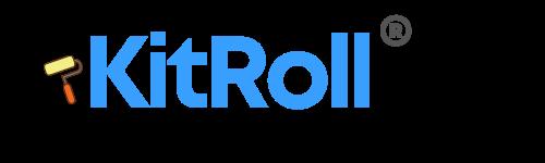 5-piece-roll-runner-paint-brush-floccid-bureau-tools-wall-brush assembly-kitroll-logo