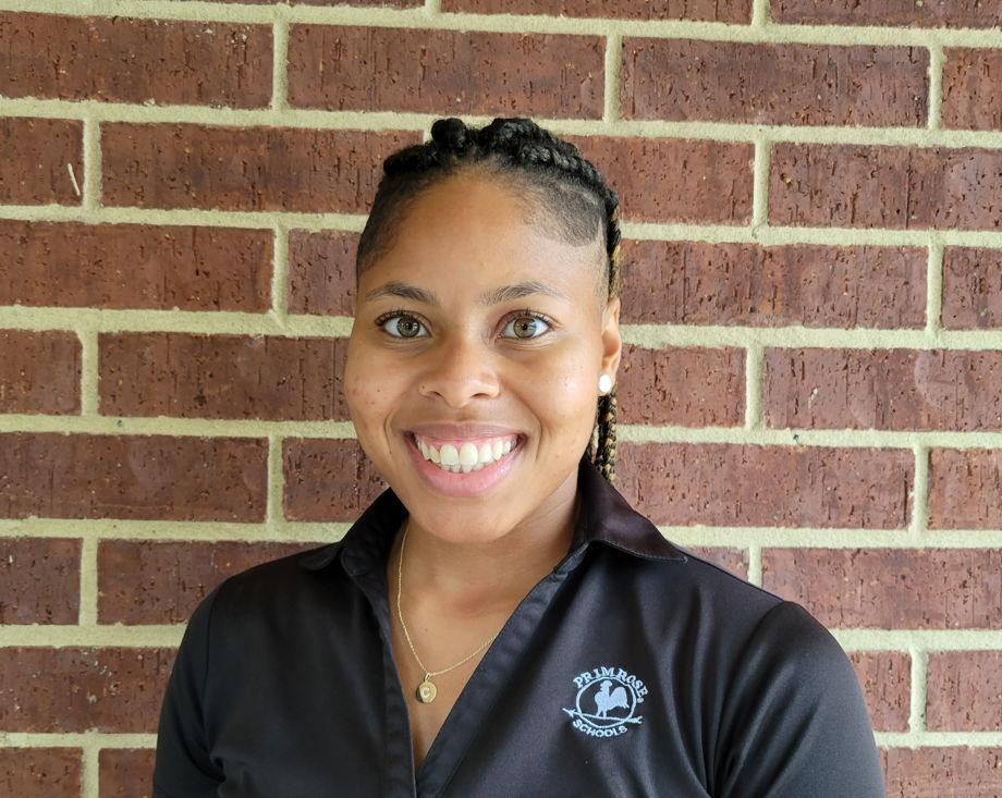 Ms. Benjamin , Curriculum Coordinator