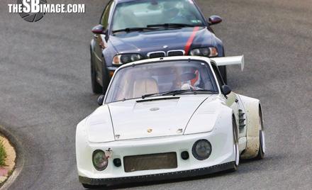 NJMP Thunderbolt Track Time 4 Cars