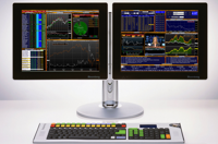 At least Bloomberg terminals look like computers these days.