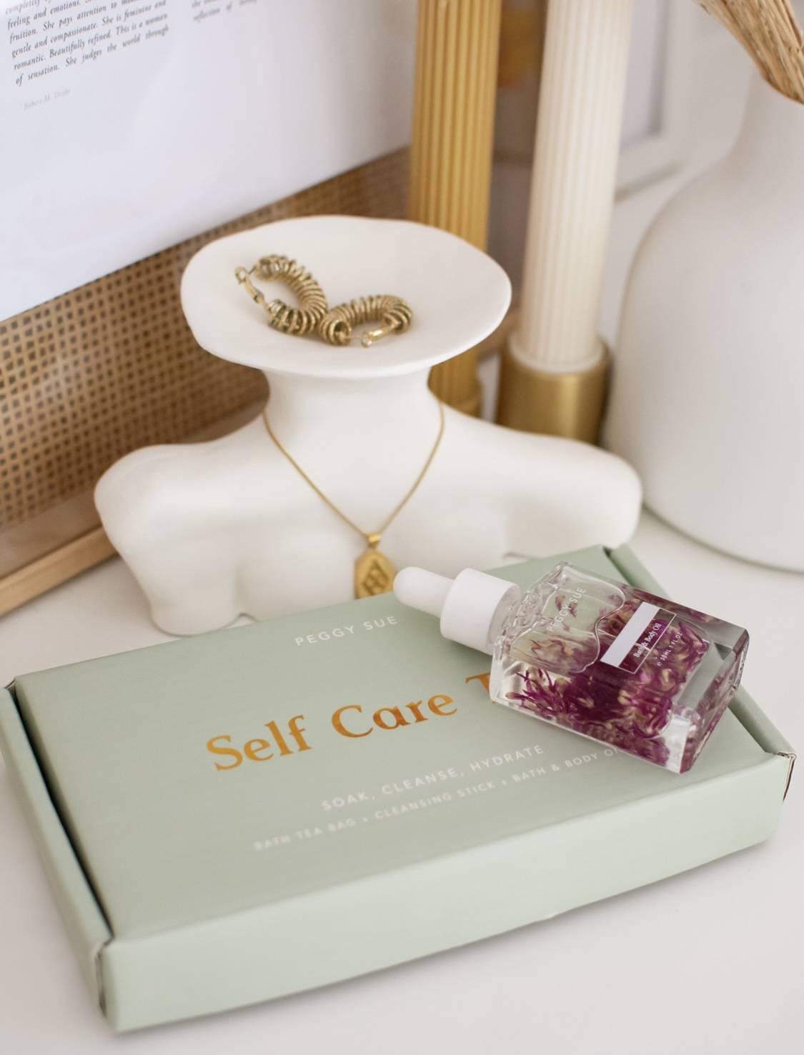 Product shot of Self-Care Trio
