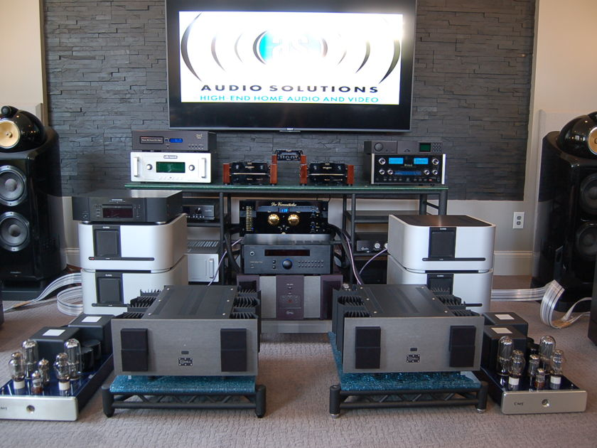 Krell  MDA 300 Monoblock Pure Class A 300w amps