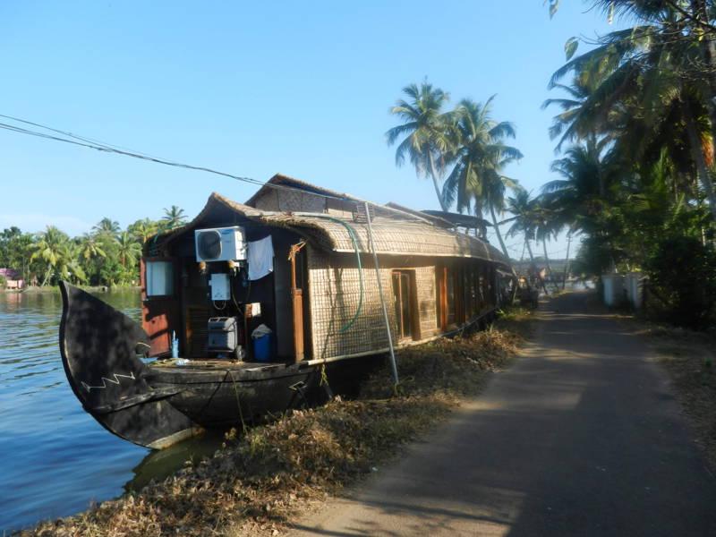 Backwaters House Boat Kerala Alleppey