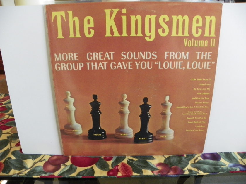 THE KINGSMEN - VOL. 11 MONO 1ST EDITION