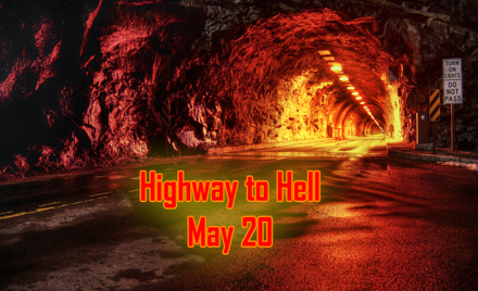 Highway to Hell at Foxtrot NCR Autox