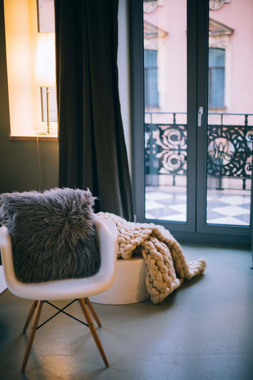 Paris - interior design material trends 2019