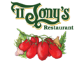 Two Tony's Restaurant Gift Certificate