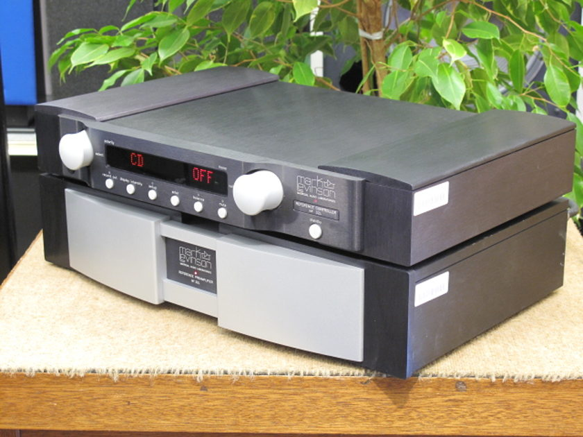 Mark Levinson NO.32L Control Amplifiers