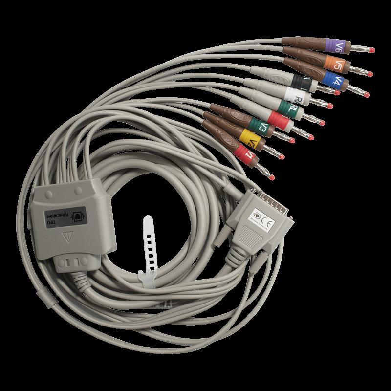 Anschlusskabel für Biocare 12-Kanal-EKG-Gerät