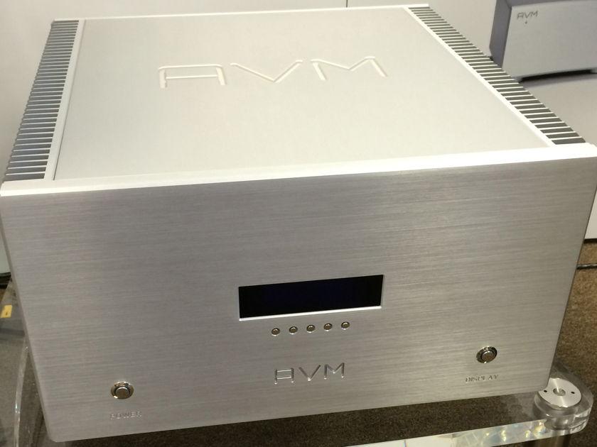 AVM MA 8.2  MONO AMPS 1250 WATTS AWARD WINNING - REMARKABLE!