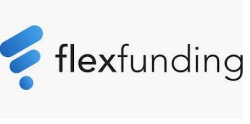 Billede af crowdlending platformen Flex Funding logo