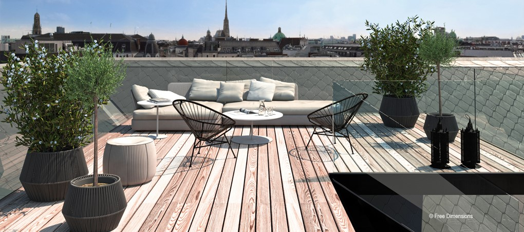 London - Rooftop Terrace