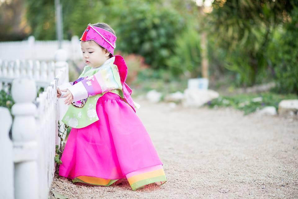 BABY DOL HANBOK