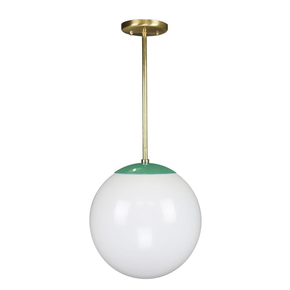 Capped Globe Pendant Installation Guide