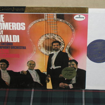 The Romeros Play Vivaldi